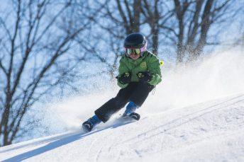 Kranjska Gora lyžování