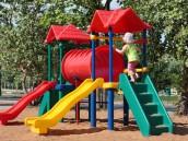 Dětská hřiště, zdroj: shutterstock.com
