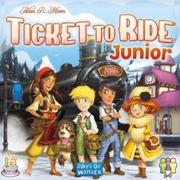 Ticket to Ride Junior